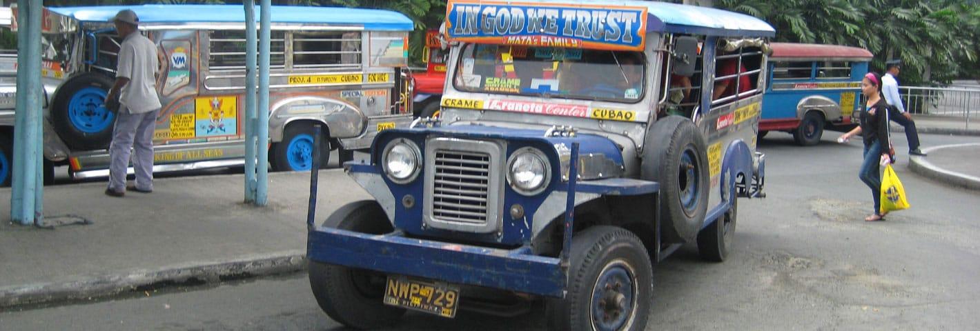 Ang Jeepney